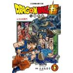 DRAGON BALL超 七龍珠超 13