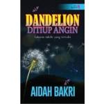 DANDELION DITIUP ANGIN