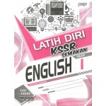Tahun 1 Latih Diri English