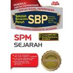 KERTAS MODEL PEPERIKSAAN SBP SPM SEJARAH
