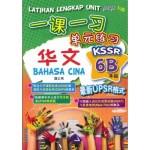六年级 B 一课一习单元练习 华文