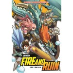 X-VENTURE CHRONICLES OF THE DRAGON TRAIL 08: FIRE AND RUIN
