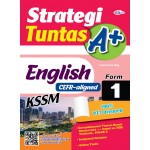 TINGKATAN 1 STRATEGI TUNTAS A+ ENGLISH
