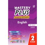 TINGKATAN 2 MASTERY PLUS KSSM ENGLISH