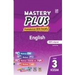 TINGKATAN 3 MASTERY PLUS KSSM ENGLISH