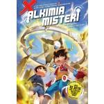 X-VENTURE PEMBELA MAKHLUK 04: ALKIMIA MISTERI