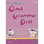 Tahun 6 Notes & Exercises Quick Grammar Drill English