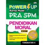 TINGKATAN 4 POWER UP KERTAS MODEL PRA SPM PENDIDIKAN MORAL
