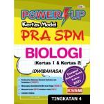 TINGKATAN 4 POWER UP KERTAS MODEL PRA SPM BIOLOGI