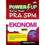 TINGKATAN 4 POWER UP KERTAS MODEL PRA SPM EKONOMI