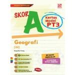 SKOR A KERTAS MODEL PT3 GEOGRAFI