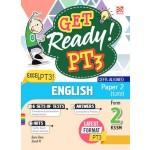 TINGKATAN 2 GET READY! PT3 ENGLISH(PAPER 2)