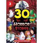 30 Horror Stories Book 3