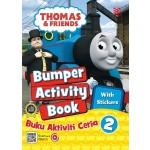 BUMPER ACTIVITY BOOK 2 < AKTIVITI CERIA 2 (WITH STICKERS) >