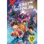 X-Venture Pembela Makhluk 08: Jerat Khayalan