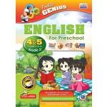 PRAKTIS GENIUS ENGLISH (CEFR) BUKU 2(4&5 TAHUN)