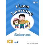 K2 I Love Learning Science