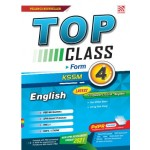 TINGKATAN 4 TOP CLASS ENGLISH