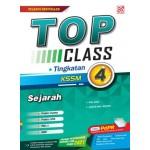 TINGKATAN 4 TOP CLASS SEJARAH