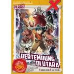 X-VENTURE ERA JELAJAH ULUNG 33: BERTEMBUNG DI UTARA