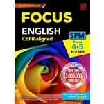 FOCUS SPM ENGLISH