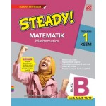 TINGKATAN 1 STEADY! MATEMATIK BUKU B