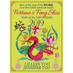 FORTUNE & FENG SHUI 2019 : SNAKE