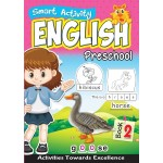 SMART ACTIVITY ENGLISH PRESCHOOL BOOK 2