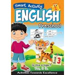 SMART ACTIVITY ENGLISH PRESCHOOL BOOK 3