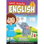 SMART ACTIVITY ENGLISH PRESCHOOL BOOK 4