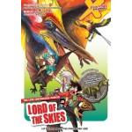 X-VENTURE DINOSAUR KINGDOM 08: LORD OF THE SKIES