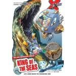 X-VENTURE DINOSAUR KINGDOM 09: KING OF THE SEAS