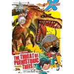 X-VENTURE DINOSAUR KINGDOM 11: THE THREAT OF PREHISTORIC TREES