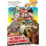 X-VENTURE DINOSAUR KINGDOM 12: THE THREAT OF MODERN ANIMALS