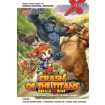X-VENTURE PRIMAL POWER 02: CRASH OF THE TITANS