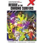 X-VENTURE DINOSAUR KINGDOM II 08: RESCUE OF THE CHRONO SURFERS