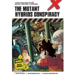 X-VENTURE DINOSAUR KINGDOM II 09: THE MUTANT HYBRIDS CONSPIRACY