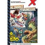 X - VENTURE DUNIA DINOSAUR II : KLIMAKS TERUNGGUL