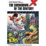 X-VENTURE DINOSAUR KINGDOM II 12: THE SHOWDOWN OF THE CENTURY