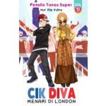 CIK DIVA MENARI DI LONDON