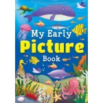 MY EARLY PICTURE WORD BOOK - BLUE '18