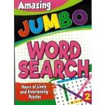 AMAZING JUMBO WORDSEARCH 2 (NEW)