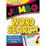 AMAZING JUMBO WORDSEARCH 4 (NEW)