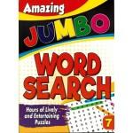 AMAZING JUMBO WORDSEARCH 7 (NEW)