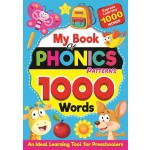 MY BK OF PHONICS PATTERNS 1000 WORDS '19