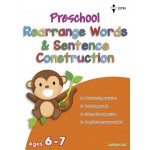 Preschool Rearrange Words & Construct Sentences