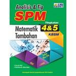 Tingkatan 4 & 5 Analisis Tip SPM Matematik Tambahan