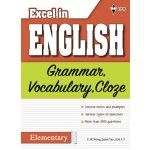 Excel in English - Grammar, Vocabulary, Cloze (Elementary)