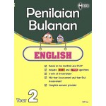 Primary 2 Penilaian Bulanan English
