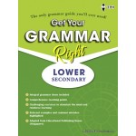 Lower Secondary  Get Your Grammar Right